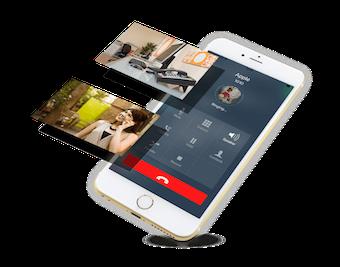Client Mobile Linkus di Yeastar