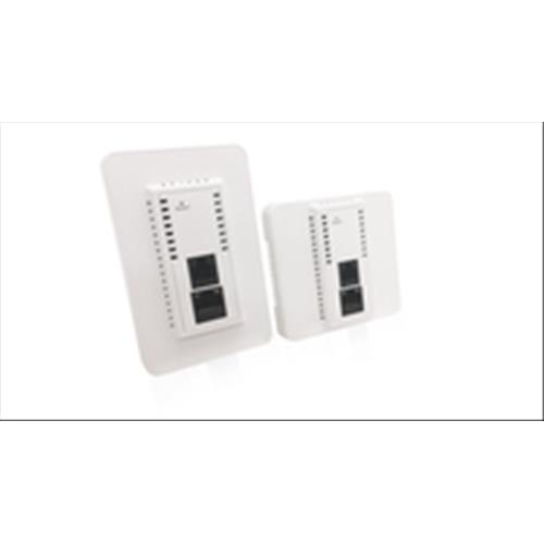 Dual-radio Dual-band 802.11a/b/g/n/ac, 2x2:2 MIMO, 802.3af PoE, 1+1 LAN ports, 1 RJ-11 bypass port, internal antenna, does not include power adapter or PoE injector