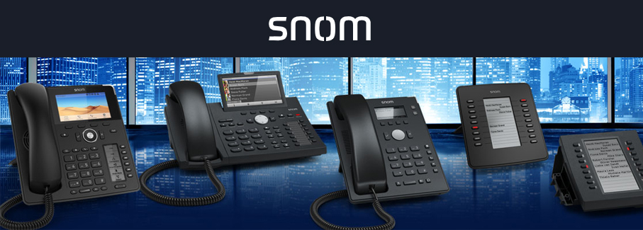 SNOM Technology, Telefoni IP, DECT, soluzioni per conferenze, cuffie e accessori